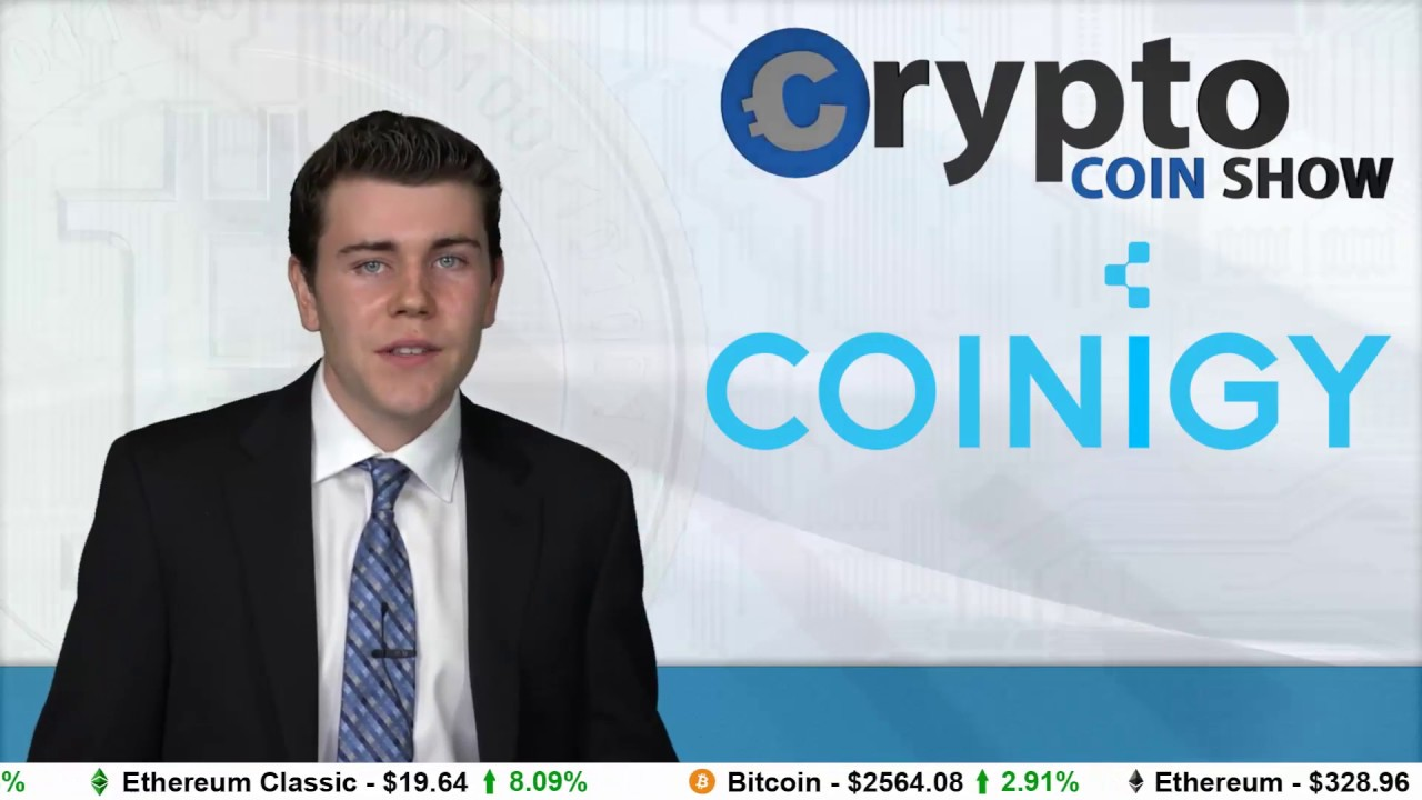 cryptocurrency trading platform coinigy