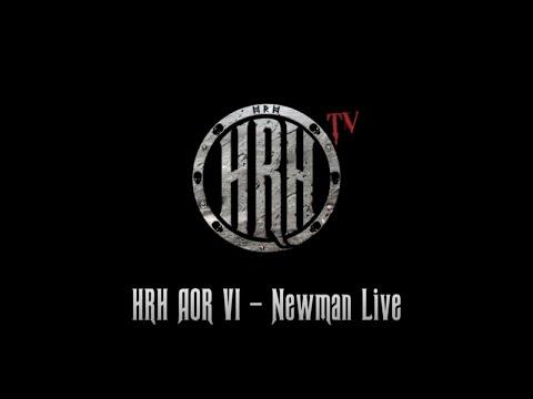 HRH TV - Newman Live @ HRH AOR 2018