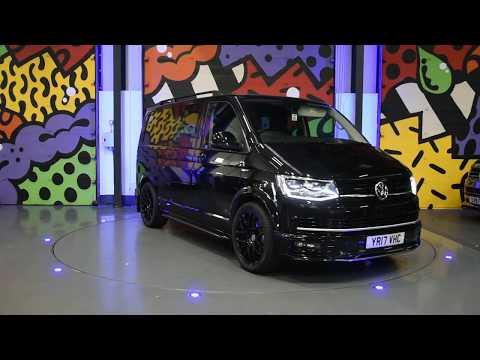 Volkswagen T6 Full Turntable Spin