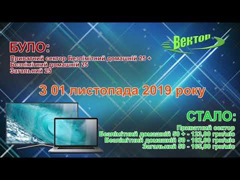 telekanal Vektor: Оптимізація тарифних планів