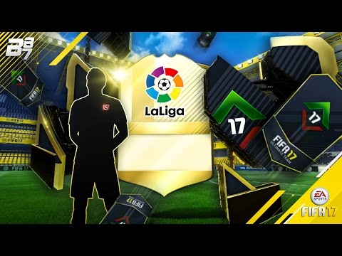 RATINGS REFRESH PACK OPENING! UPGRADED LA LIGA TOTY, IFS AND SBCS! LEGEND IN A PACK! | FIFA 17