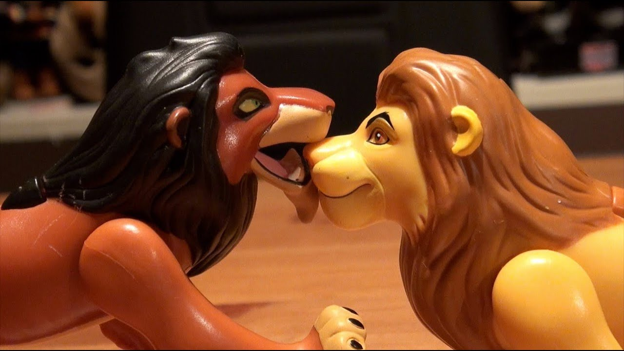 Kitwana S Toys 40 2019 Just Play Disney The Lion King Deluxe Action Figure Set Unboxing Review Youtube