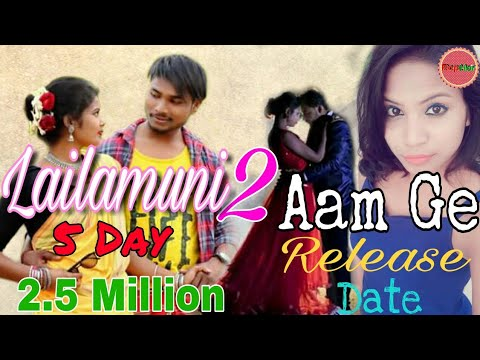 Lailamuni 2 // Aam Ge //New Santali Video //Full Video Release/Update/RopHor