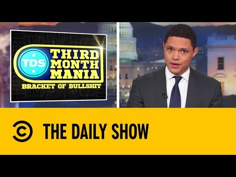 Biggest Bulls**t Of 2018 So Far   The Daily Show With Trevor Noah