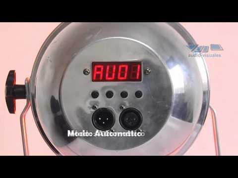 PAR-64 LED WP-L183 RGB.wmv