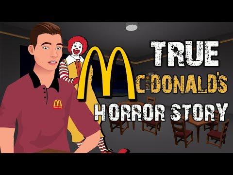 TRUE McDonald's Horror Story Animated streaming vf