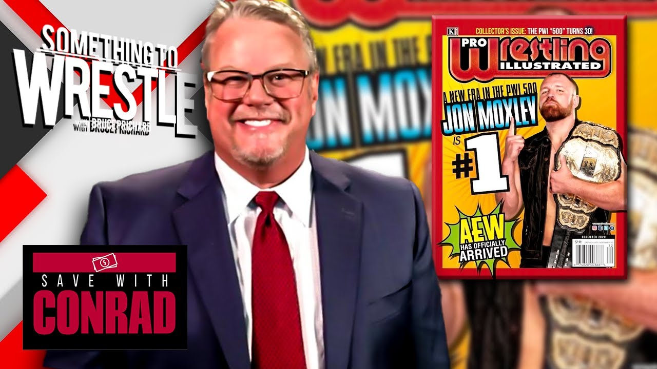Bruce Prichard shoots on the PWI 500