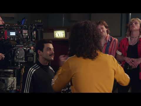 Bohemian Rhapsody - BRoll (official Video)