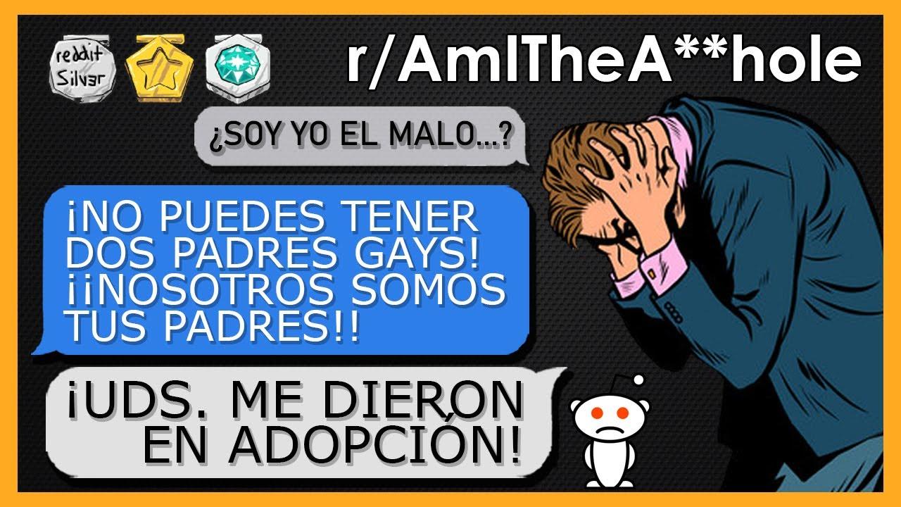 """""""NO QUIERO SABER NADA DE MIS PADRES BIOLÓGICOS"""" """"¿SOY YO EL MALO? N°6 (r/AITA)"""