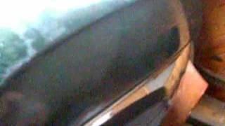 Honda CB450 Black Bomber gas tank, cafe racer, bobber, restoration.