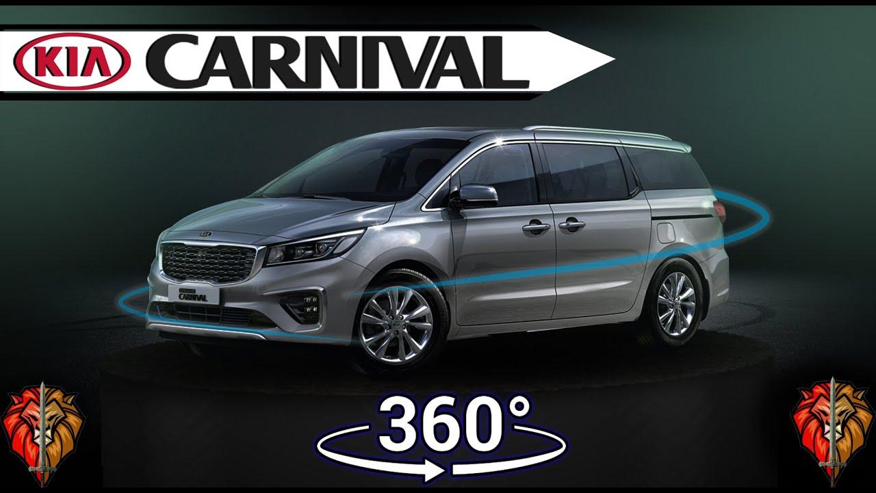 2020 Kia Grand Carnival | 360 Video - YouTube