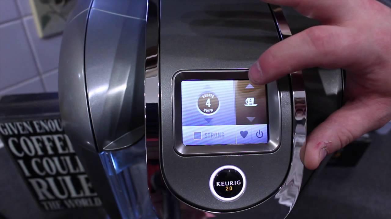keurig 2.0 serial number lookup