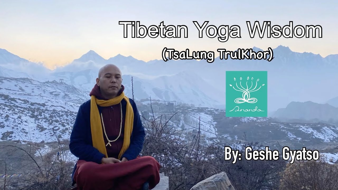 Download 🧘🏻‍♂Tibetan Yoga Wisdom🧘🏻‍♀ ( Tsa-Lung Trul-Khor)