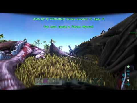 Ark the island (How to spawn all 3 wyverns) SORRY FOR IF YOU CANT HEAR MY VOICE!