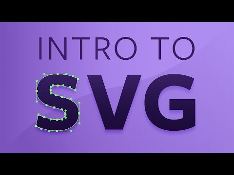 Intro to SVG (Scalable Vector Graphics) (Live Streamed)
