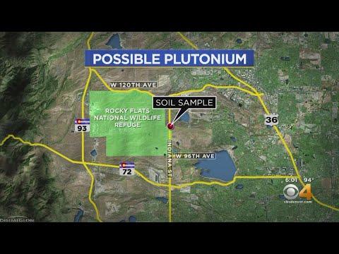 BEARDO - Soil Sample Showing Elevated Levels Of Plutonium At Rocky Flats