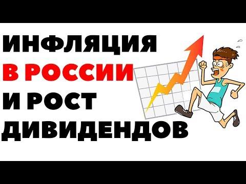 20 ЛЕТ: Инфляция в России, дивиденды в долларах и коварство роста дивидендов