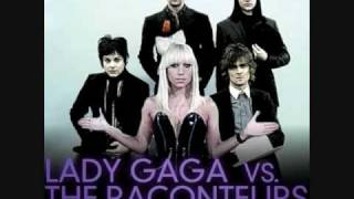 "Lady Gaga & The Raconteurs - ""Steady Romance"""