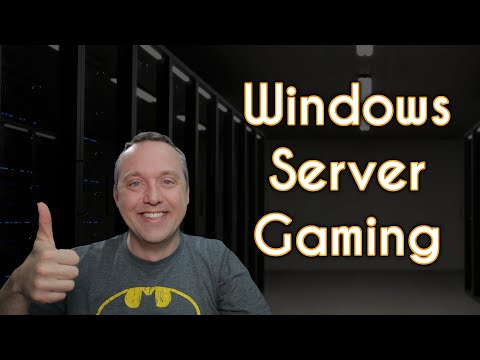 Windows Server 2019 Gaming | Install And Configuration