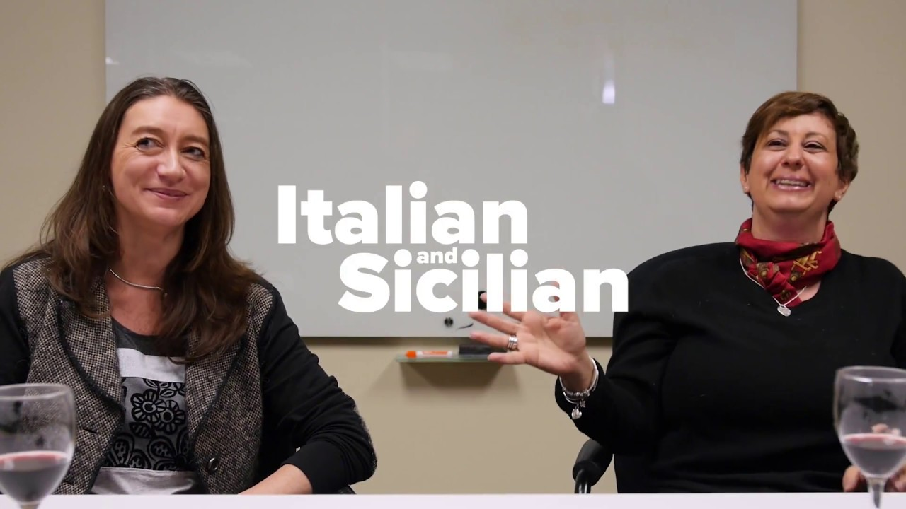 Italian and Sicilian: The Stereotypes