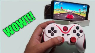 T3 Wireless Bluetooth 3.0 Gamepad Gaming Controller for Android Smartphone | BR Tech Films |