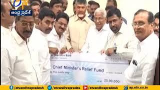 Kerala Floods   Pinarayi Vijayan thanks CM Chandrababu for extending financial aid