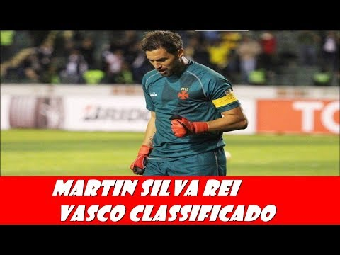 MARTIN SILVA REI - VASCO CLASSIFICADO