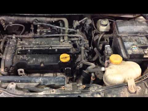 Диагностика Opel Corsa-D