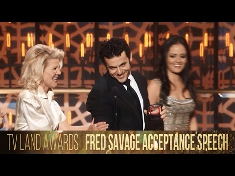 2015 TV Land Awards: Fred Savage's Acceptance Speech