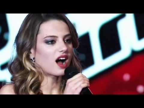 Alina Boz Leyla Tanlar 'Macera'   O Ses Türkiye Yılbaşı Özel