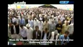 Warum bin ich ein Muslim geworden? - Islam Ahmadiyya