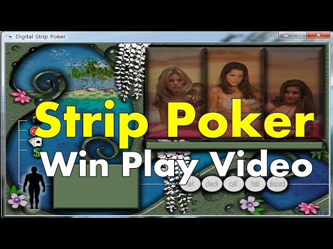스트립 포커 클리어 : Strip Poker Game Win Play Video