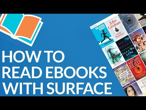 How To Read EBooks On Surface