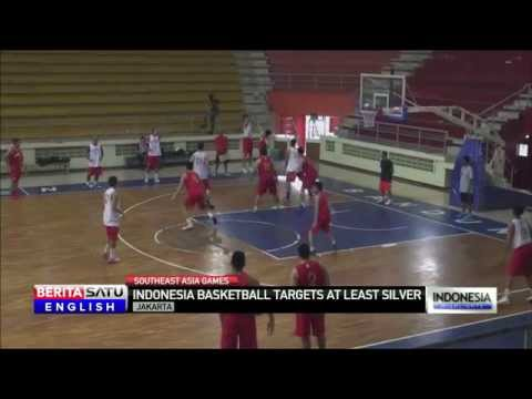 Indonesian Basketball Team Sets Sights on Silver in Southeast Asia Games