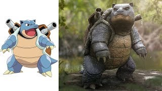 If Pokemon Were Real Life Animals! (Part 7)