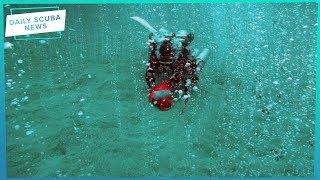 60 Meter Deep Jacuzzi | Daily Scuba News (w/ Mark)