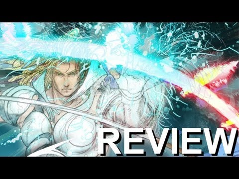 El Shaddai: Ascension of the Metatron Review (360, PS3)