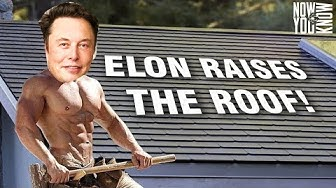 Elon Raises the Roof!