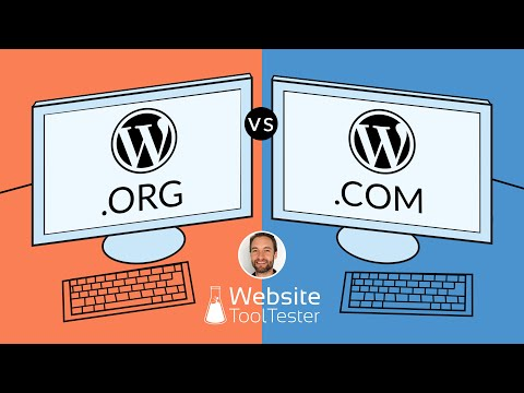 WordPress.COM vs WordPress.ORG – What you need to know in 2021