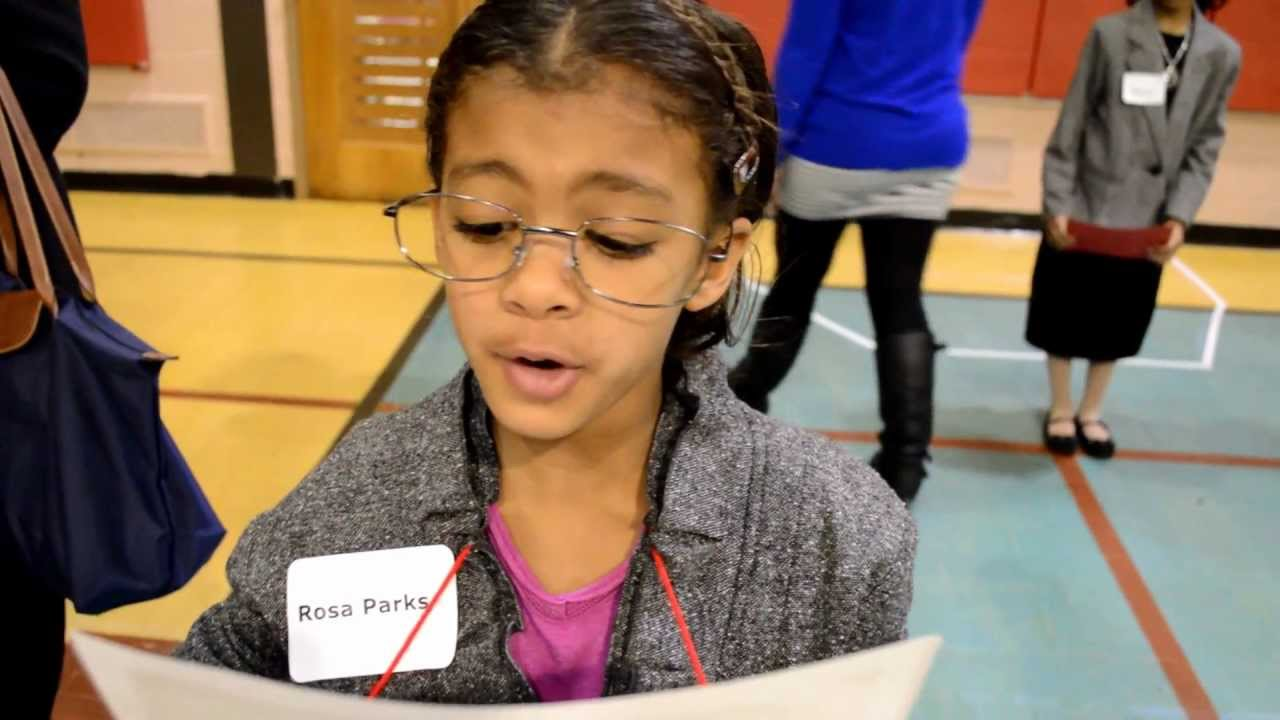 Rosa Parks Play For Kids