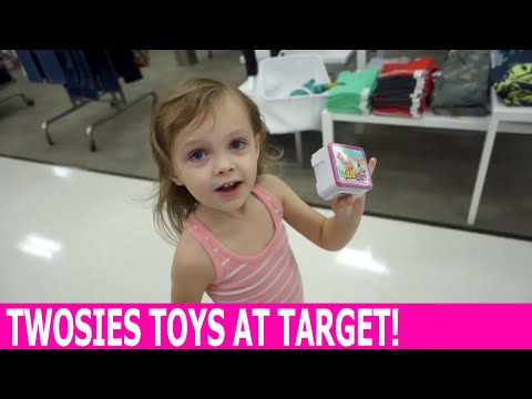 TWOSIES TOYS AT TARGET! | 7.31.16 | Mommy Etc