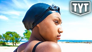 Black Swimmer Disqualified For Her Body