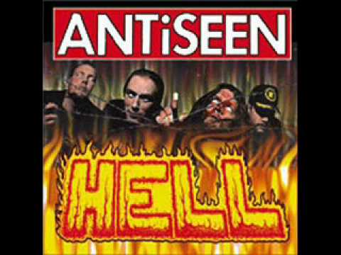 ANTiSEEN - Masters of the Sky