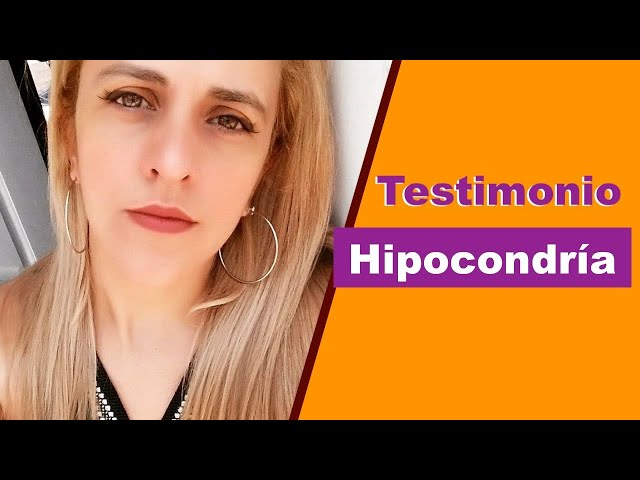 HIPOCONNDRÍA. Testimonio de una chica con ansiedad por enfermedad.