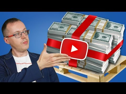 Сколько стоит YouTube? Почему паника среди детских каналов? Новости YouTube [06.11.2019]