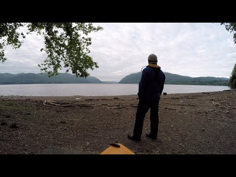Fishing the Hudson River one last time and a war zone at West Point