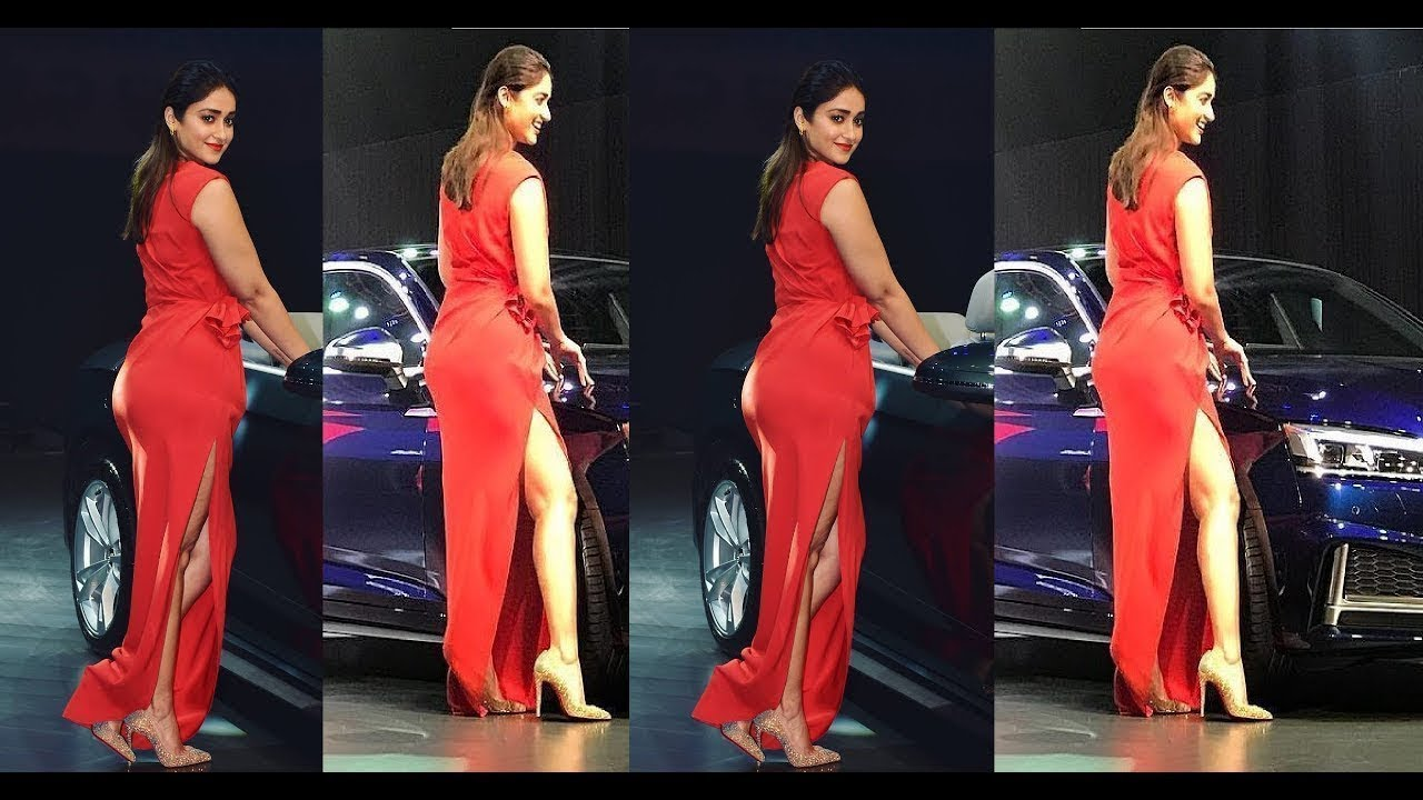 Ileana D'Cruz Big Ass Butt In Tight Dress