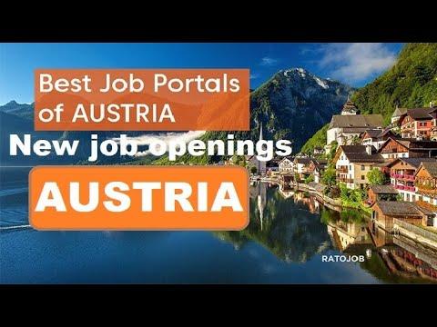 Urgent Vacancies In Austria,Europe//New Openings In Austria//Latest Job In Austria