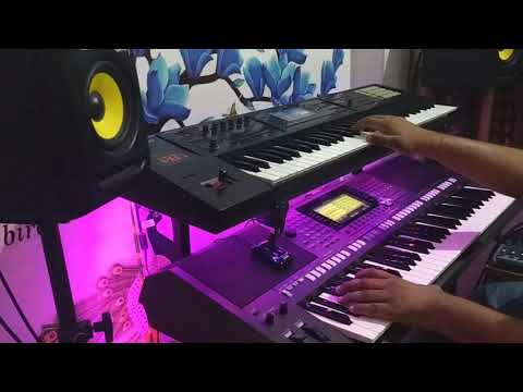 Enya - Only Time Instrumental Cover | Yamaha PSR S970, Roland FA 06