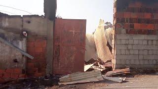Continúan las labores de extinción de incendios de Portugal
